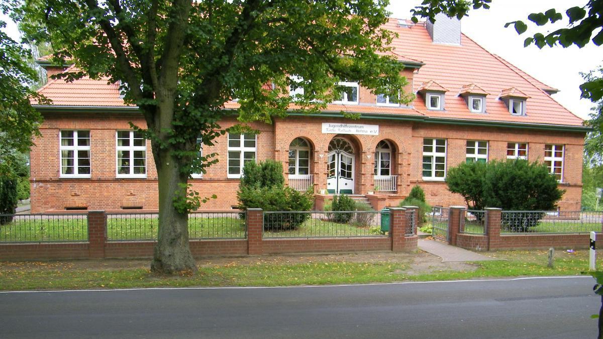 Aussenansicht des Heim Rehna